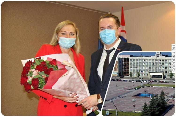 Анна Соломеина победила в региональном конкурсе депутатов