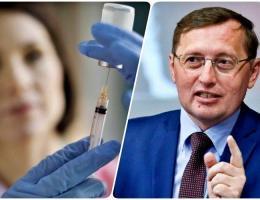 Заместитель губернатора Свердловской области Павел Креков контролирует вакцинацию населения