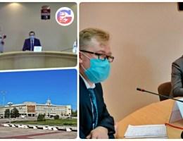 Очередной брифинг в администрации Каменска-Уральского был в очередной раз посвящен вопросам вакцинации