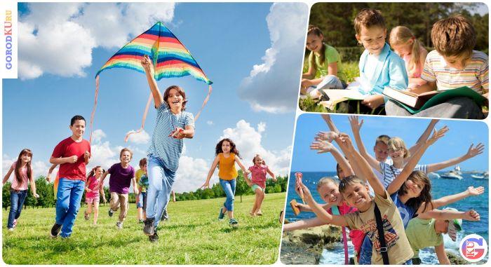 3 открытых урока пройдут онлайн в феврале и марте 2021 года посвященные отдыху и доп.образованию детей