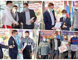 В Каменске-Уральском подвели итоги конкурса «Лучший спортсмен 2020 года»