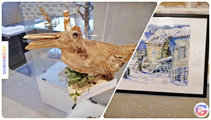 В Выставочном зале Каменска-Уральского открывается 58-я художественная выставка. Будет работать с 14 февраля до 28 марта 2021