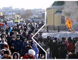 14 марта 2021 на Соборной площади Каменска-Уральского состоится традиционная масленичная ярмарка
