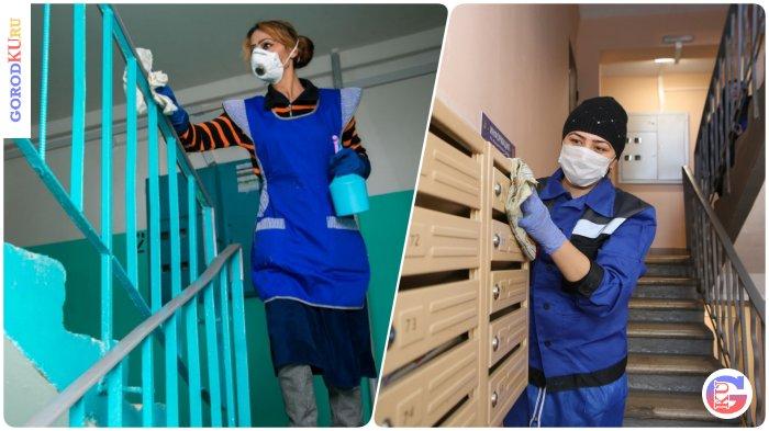 Ежедневная влажная уборка в многоквартирных домах не повредит
