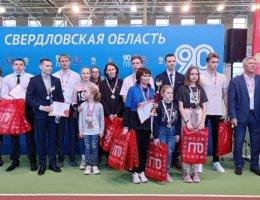 Ирина Мамонова - абсолютный победитель фестиваля Всесоюзного комплекса ГТО