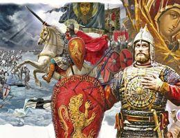 C 20 февраля по 20 апреля 2021 стартовала викторина, посвященная князю Александру Невскому