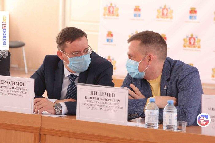 Время сверить часы. В Каменске-Уральском прошла дискуссионная площадка среди бизнесменов