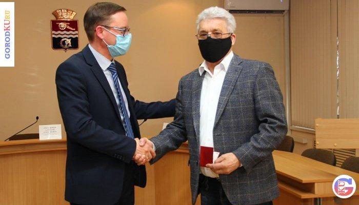 У Алексея Герасимова появился советник по делам ветеранов - Яков Никифоров