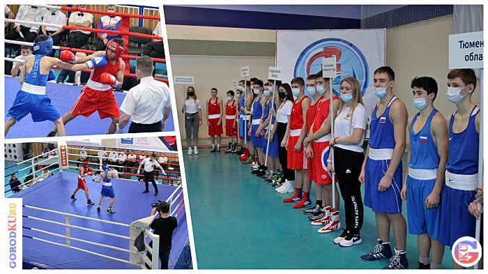 В Каменске-Уральском проходит первенство УрФО по боксу среди юношей