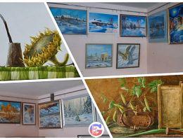 Выставки каменских художников в Каменске-Уральском