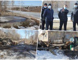 Благоустройство набережной идет полным ходом в Каменске-Уральском