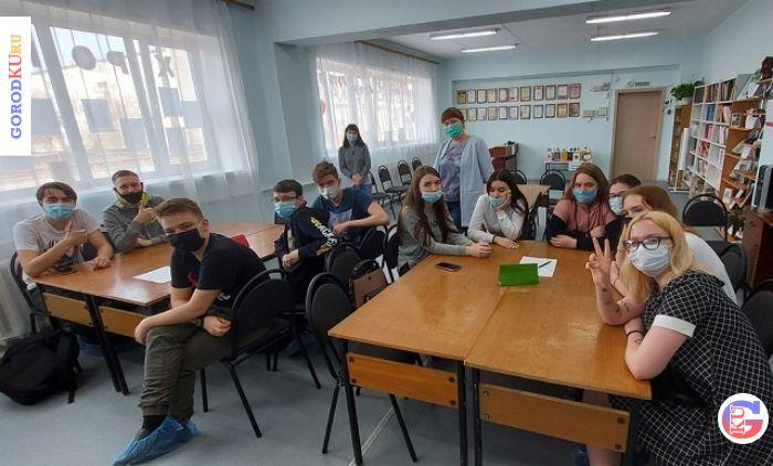 Молодёжь составила формулу ЗОЖ в Каменске-Уральском