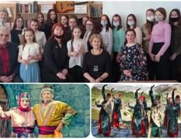 Студентки педагогического колледжа узнали всё об армянской культуре