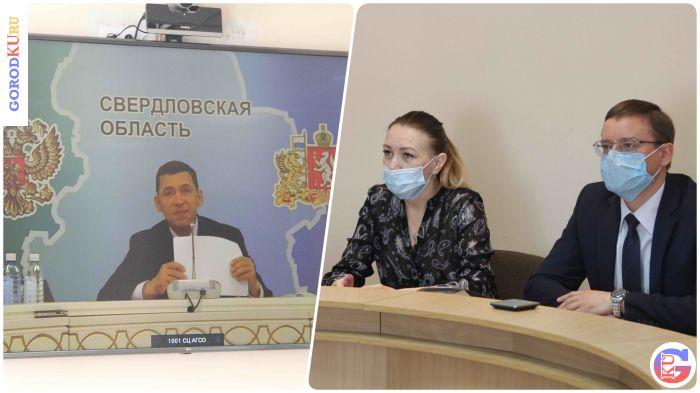 Улицу Октябрьскую отремонтируют к октябрю в Каменске-Уральском