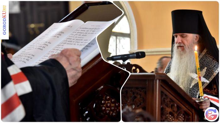 Утреня со чтением Великого покаянного канона в Каменске-Уральском