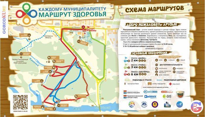 Зарядки с чемпионами в Каменске-Уральском