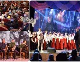 Благотворительный концерт, посвященный Светлому Христову Воскресению, вдохновил жителей Каменска-Уральского