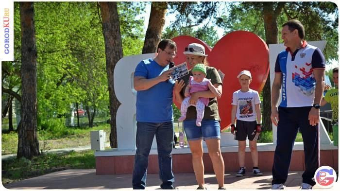 Вручение призов победителям конкурса «Городские интонации» в Каменске-Уральском