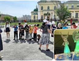 Закончился учебный год в воскресной школе Свято-Троицкого собора Каменска-Уральского