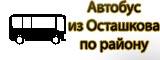 Расписание пригородных автобусов из Осташкова