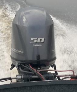 украли лодочный мотор на Селигере