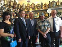 Руденя в осташковском музее
