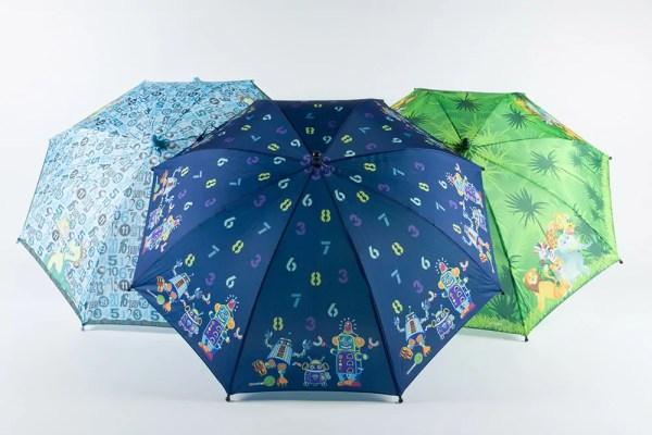 Зонт Детский Маленький полуавтомат [818187-4]