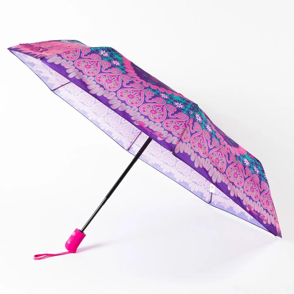Зонт женский Классический полный автомат [43916-2]