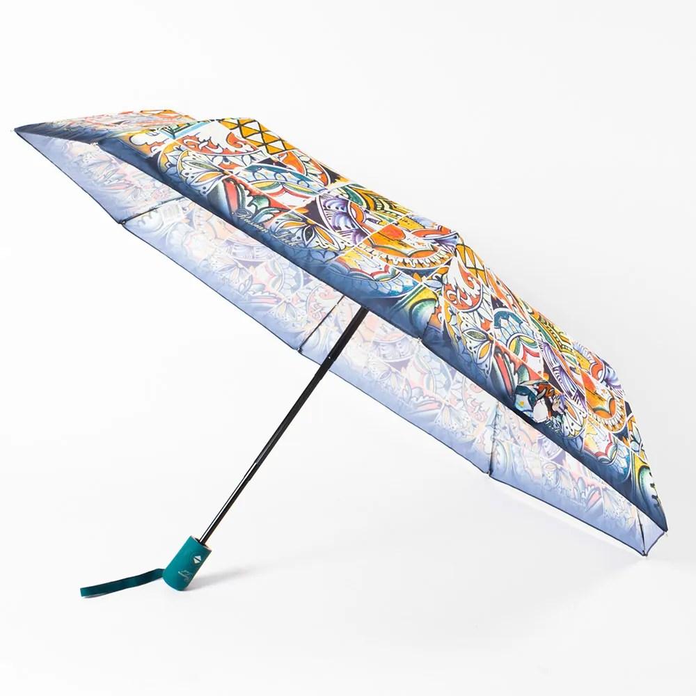 Зонт женский Классический полный автомат [43916-3]