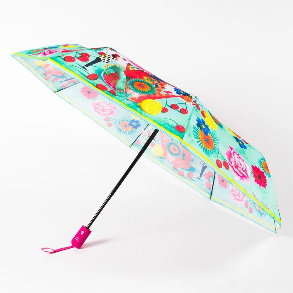 Зонт женский Классический полный автомат [43916-5]