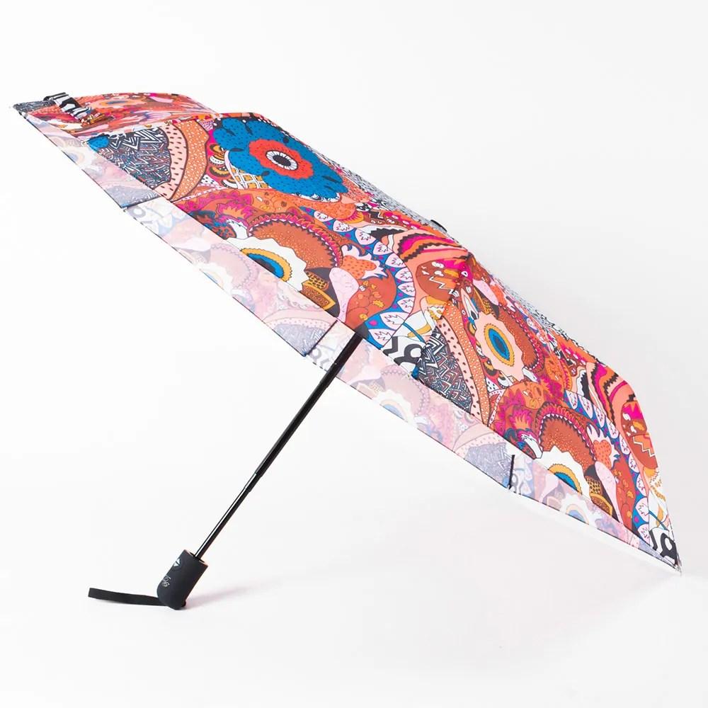 Зонт женский Классический полный автомат [43916-6]