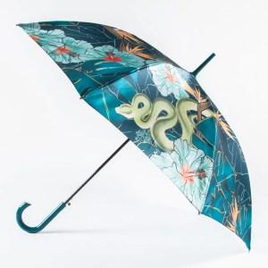 Зонт Женский Большой полуавтомат [618180-3]