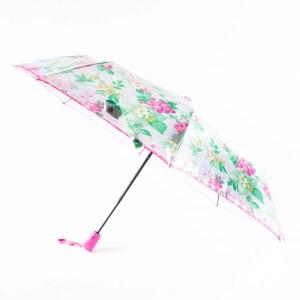 Зонт женский Классический полуавтомат [43614-1]
