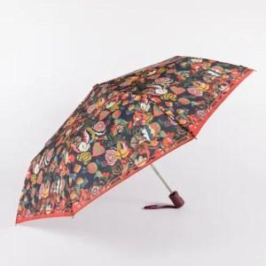 Зонт женский Классический полуавтомат [43616-1]