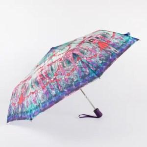 Зонт женский Классический полуавтомат [43616-3]