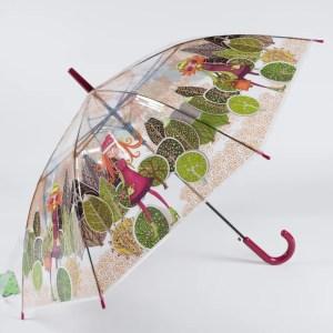 Зонт Детский Маленький полуавтомат [51623-3]