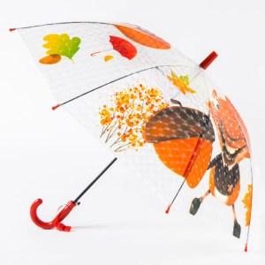 Зонт Детский Маленький полуавтомат [51658-1]