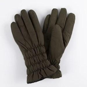 Перчатки женские цвет темно-серый [LG18-08]