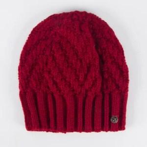 Вязаная шапка женская [WF12-13]