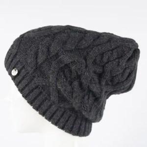 Вязаная шапка женская [WF15-08]