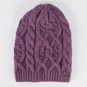 Вязаная шапка женская [WF15-09]