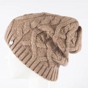 Вязаная шапка женская [WF15-12]