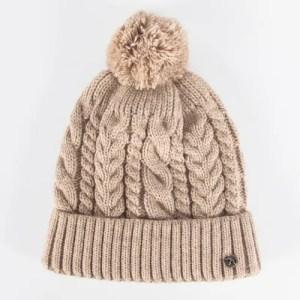 Вязаная шапка женская [WF17-12]