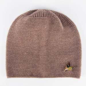 Вязаная шапка женская [WF22-12B]