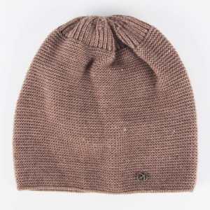 Вязаная шапка женская [WF22-12]
