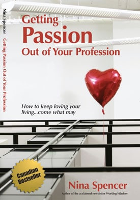 Getting Passion Out of Your Profession