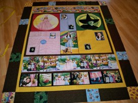 Wizard of Oz Glinda Witch Munchkins Oz Yellow brick road Dorothy Ruby Slippers