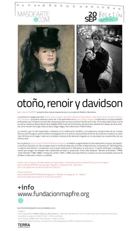 Renoir y Renoir y DavidsonDavidson