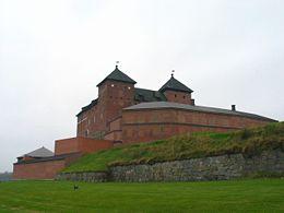 La Castilla de Häme, el lugar de la reunión de dos gobiernos nórdicos
