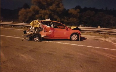 Rear-Ended Taxi Could Result in Fatalities